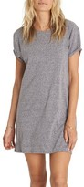 Billabong Women's Sunset View Lace-Up T-Shirt Dress