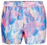 Topman Pastel Print Swim Shorts