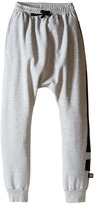 Nununu Extra Soft Exclamation Print Baggy Pants (Little Kids/Big Kids)