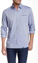 Stone Rose Solid Long Sleeve Regular Fit Shirt