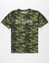 BLUE CROWN Savage Boys T-Shirt