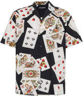 Dolce & Gabbana Cards print shortsleeved shirt