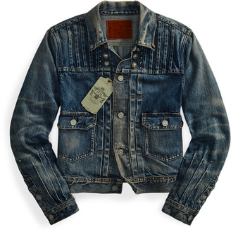 Ralph Lauren Studded Denim Jacket