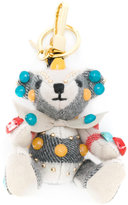 Burberry teddy bear keyring