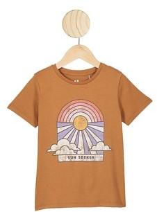 Cotton On Girls Penelope Short Sleeve T-Shirt, Sizes 2-10