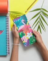 Paperchase Flamingo Wellbeing Notebook
