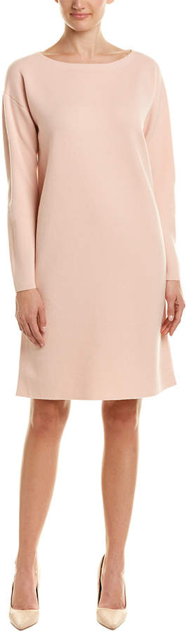 Lafayette 148 New York Wool-Blend Sweaterdress