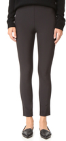 Theory Navalane Back Zip Skinny Pants