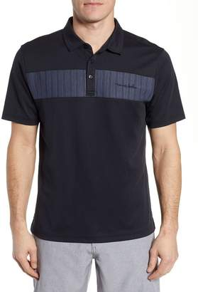 Travis Mathew Burns Regular Fit Polo