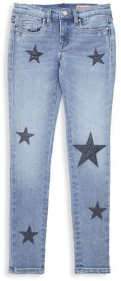 Blank NYC Girl's Star Jeans
