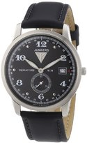 Junkers Men's Quartz Watch FlatLine 63342 with Leather Strap