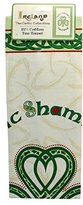 Celtic Collection Single T-Towel With Irish Shamrock