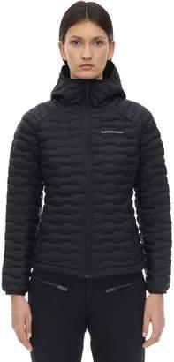 Peak Performance W Argon Light Hooded Jacket