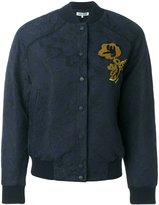 Kenzo floral brocade bomber jacket