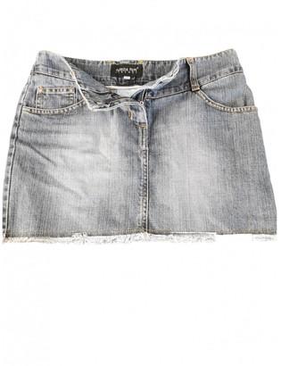 Patrizia Pepe Blue Denim - Jeans Skirt for Women