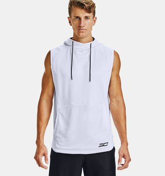 Under Armour Men's Curry Sleeveless Hoodie