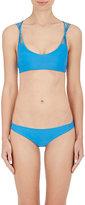 Mikoh Women's Madrid Bikini Top-BLUE