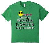Kids Easter Outfit Shirt Boys Girls Moms Favorite Egg Hunter 10