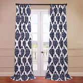 EFF Ikat Lined Curtain