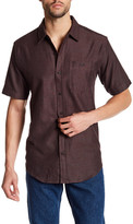 Ezekiel Reserved Short Sleeve Regular Fit Shirt