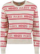 Kenzo All-over Jacquard Sweatshirt