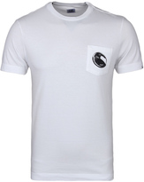 Cp Company White Watchviewer Pocket T-shirt