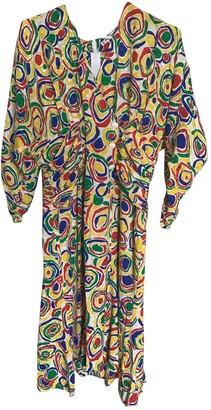Guy Laroche Multicolour Silk Dresses