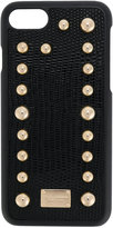 Dolce & Gabbana studded leather iPhone 7 case