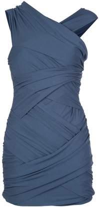 Alexandre Vauthier Bandage Mini Dress