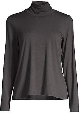 Eileen Fisher Women's Turtleneck Top