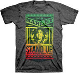 JCPenney Novelty T-Shirts Bob Marley Graphic Tee