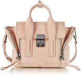 3.1 Phillip Lim Pashli Petal Leather Mini Satchel