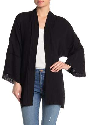 Johnny Was Calme Double Gauze Belted Kimono