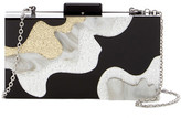 Sondra Roberts 3D Resin Cloud Clutch