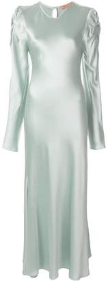 Maggie Marilyn Love Me Knot fitted dress