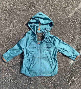 Undercover Green Cotton Jackets