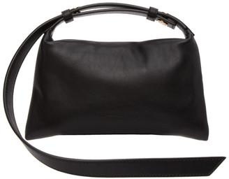 Simon Miller Black Mini Puffin Bag