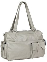 Lassig Tender Shoulder Diaper/Changing Bag, Stone by