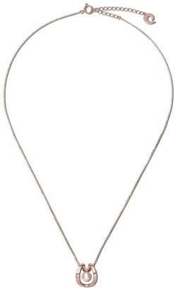 TASAKI 18kt rose gold Aurora Akoya pearl pendant