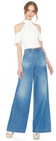 Alice + Olivia Betsy Super Flared Jeans