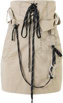 Anne Sofie Madsen - corset skirt - women - Cotton - S