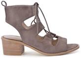 Christian Lacroix Fiorenza Lace-Up Sandal