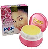 Pop Beauty 6 Pcs. POP Popular Facial Whitening Cream Skin Acne Darkspot Moisturizer 0.14oz/4grm.