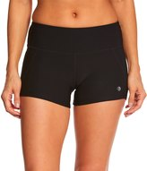 MPG Women's Solid Electrolyte Fitness Short 8150723