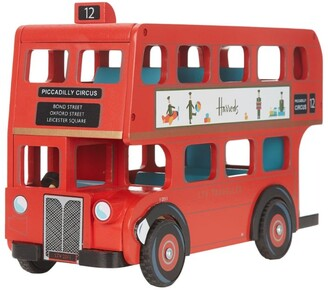 Le Toy Van Harrods London Double Decker Bus