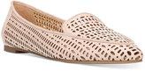 Franco Sarto Soho Perforated Pointed Toe Flats