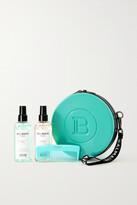 Thumbnail for your product : Balmain Paris Hair Couture Ss21 Pouch Set - Blue