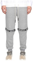 Mostly Heard Rarely Seen Ticker Feed Jogger Men's Casual Pants