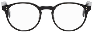 Raen Black and Clear Beal Glasses