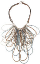 Brunello Cucinelli Multistrand Bead Necklace